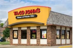 Luke Rehbein - Taco John's trade mark taco tuesday